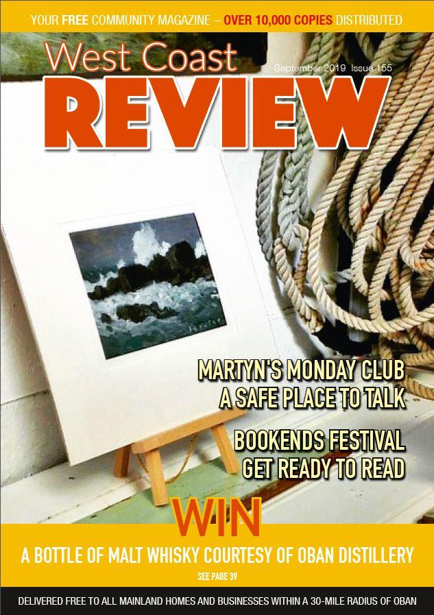 West Coast Review – September 2019