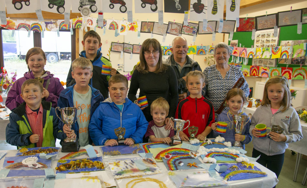 'Best ever year' at annual Junior Gardening Show show