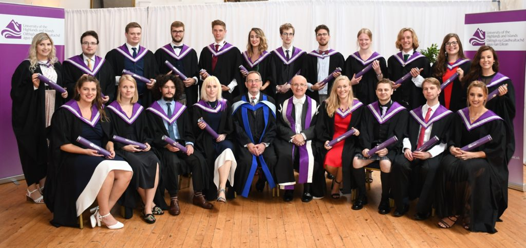 Students' achievements recognised