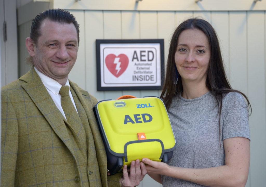 Lochaber hotel staff praised after saving heart attack victim
