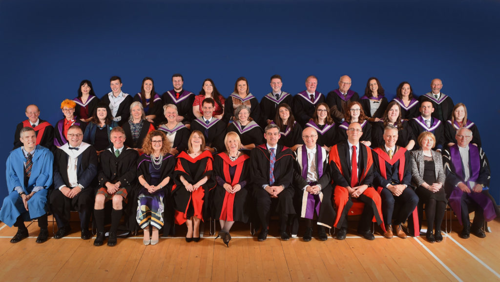 Sabhal Mòr Ostaig's graduates celebrate their success