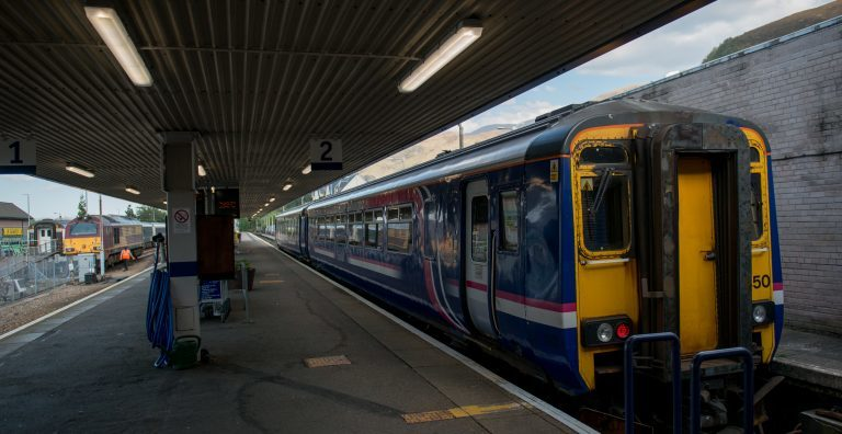 Rail services cut – key services will be prioritised