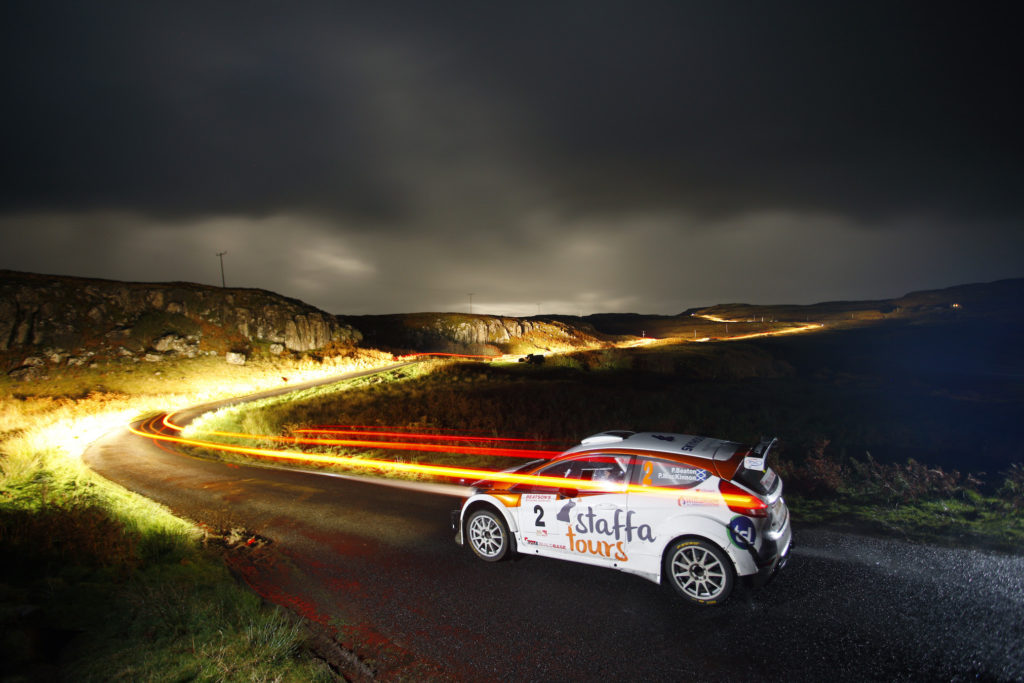 Planning continues ahead of 2020 Mull Rally