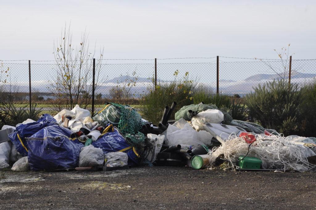 Short-term solution to long-term plastic problem