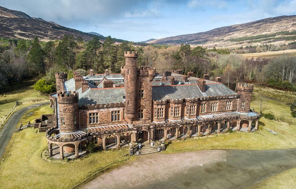 Kinloch Castle appeal raises £1,000