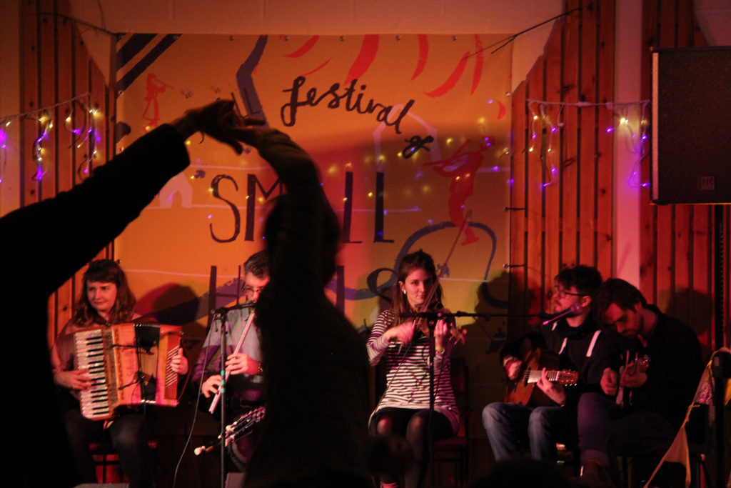 Festival of Small Halls tunes up