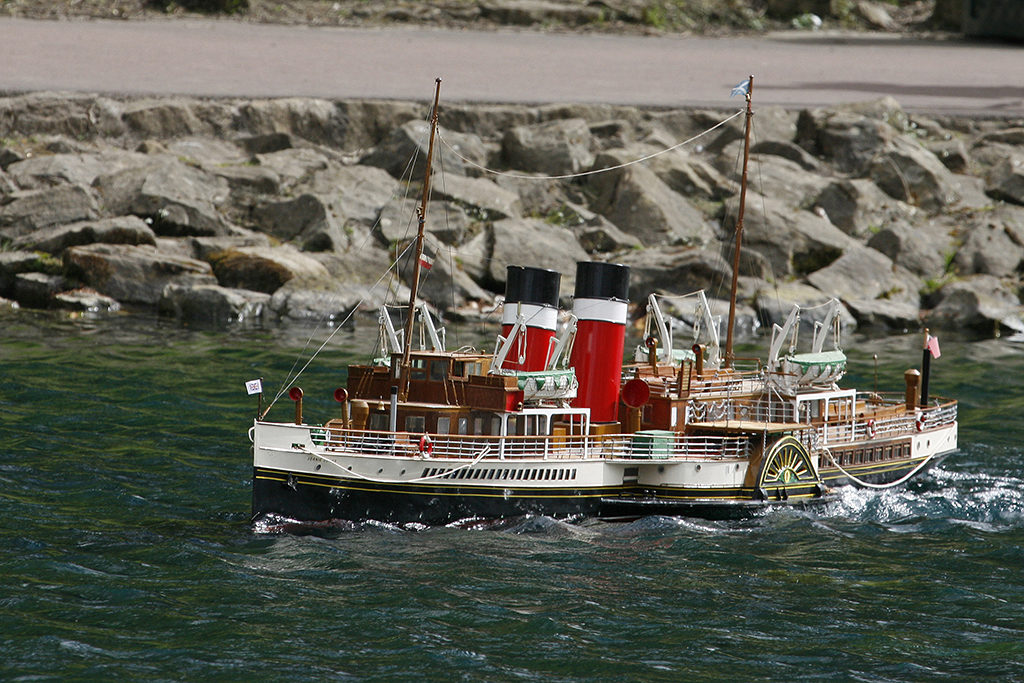 Saving The Waverley goes on the road