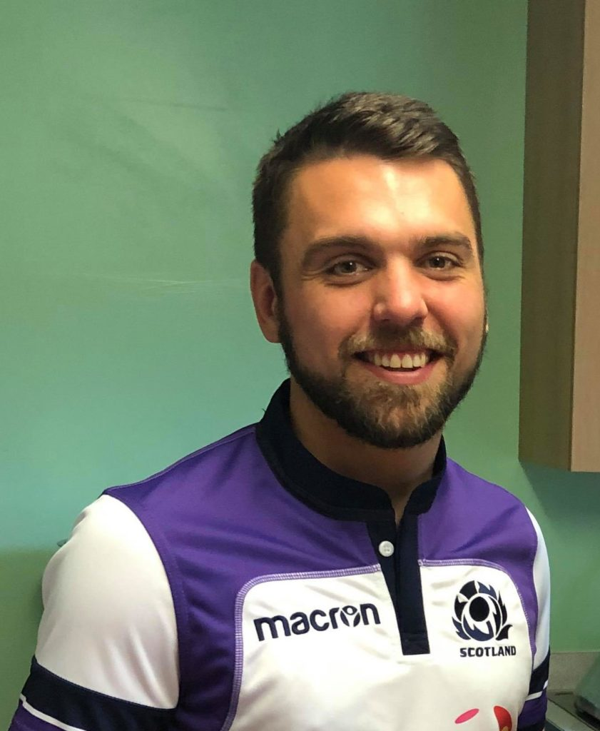 Ankle injury sees captain Roberts join Oban Lorne casualty list