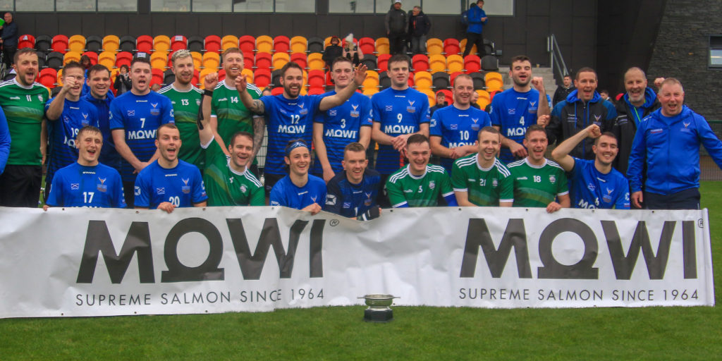 Scotland win Mowi Quaich