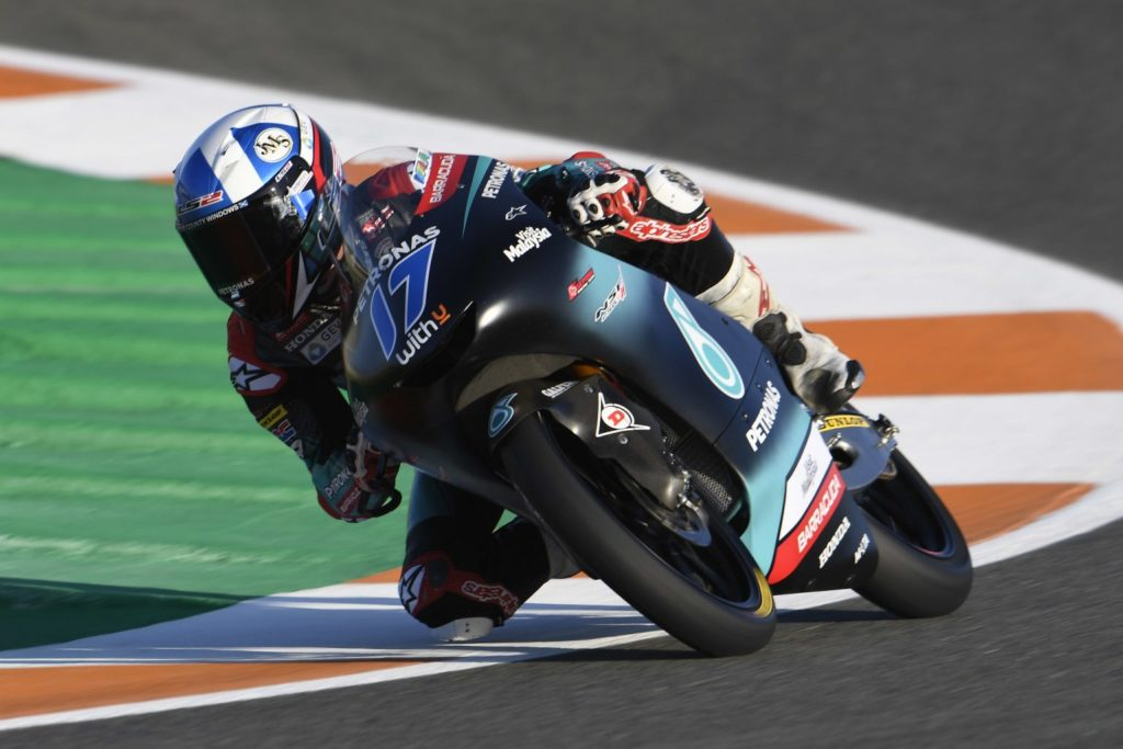 Disappointing end to a good 2019 for John McPhee in Valencia