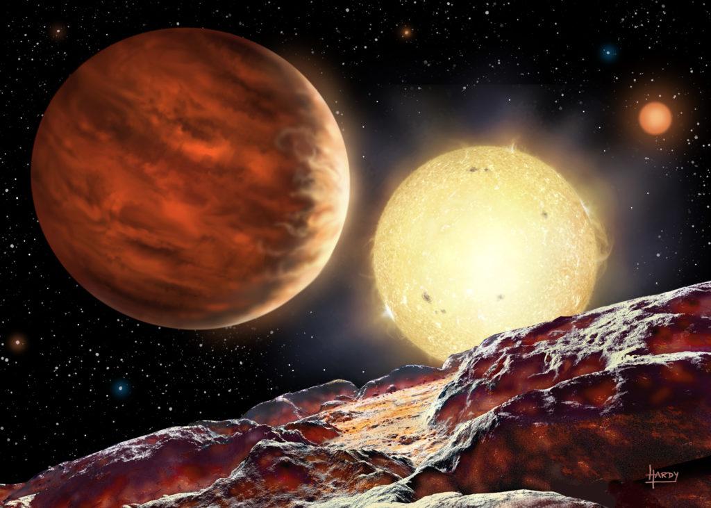 Islay's little stars make planet naming shortlist
