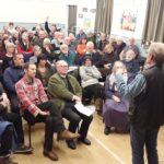 An emergency meeting was held on Lismore over the future of its ferry service. NO_T48_LismoreEmergencyMeeting01