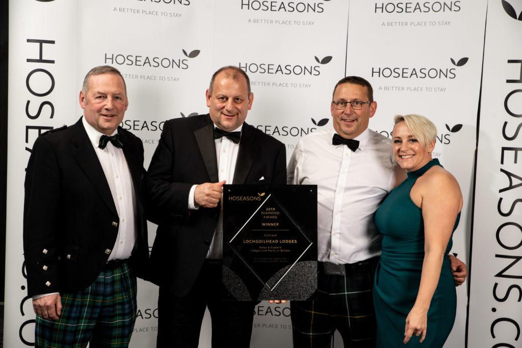 Lochgoilhead Lodges win top tourism award