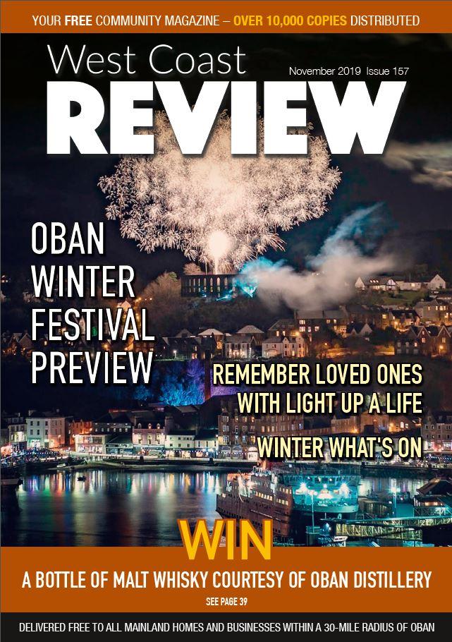 West Coast Review – November 2019
