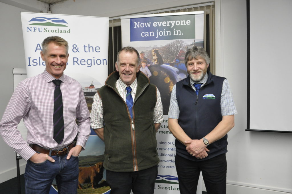 NFUS roadshows meet farming challenges full on