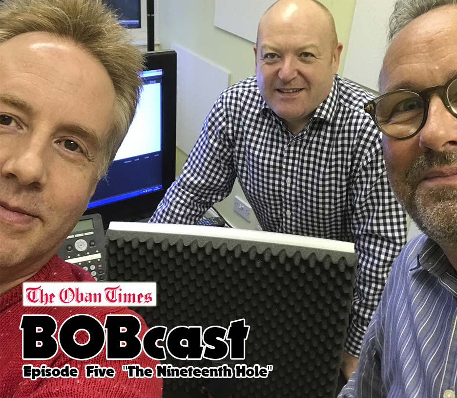 BOBcast Episode 5 – The Nineteenth Hole