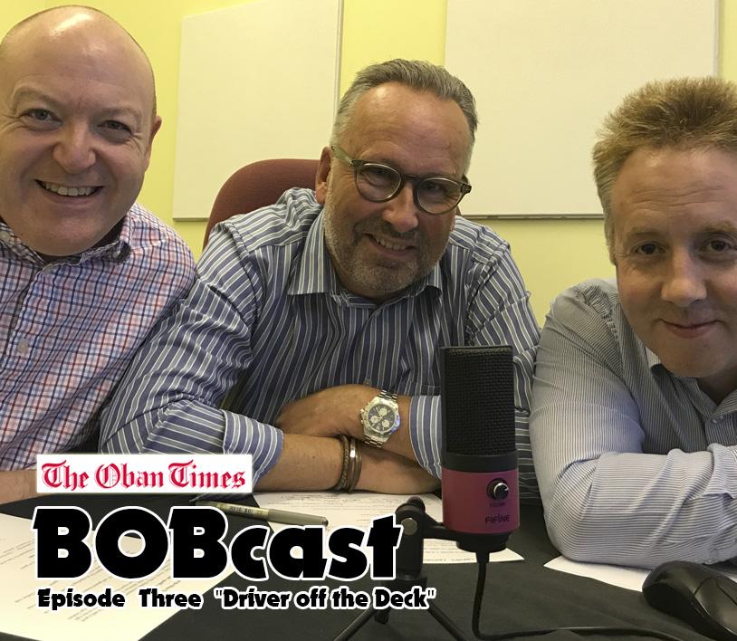 BOBcast Episode 3