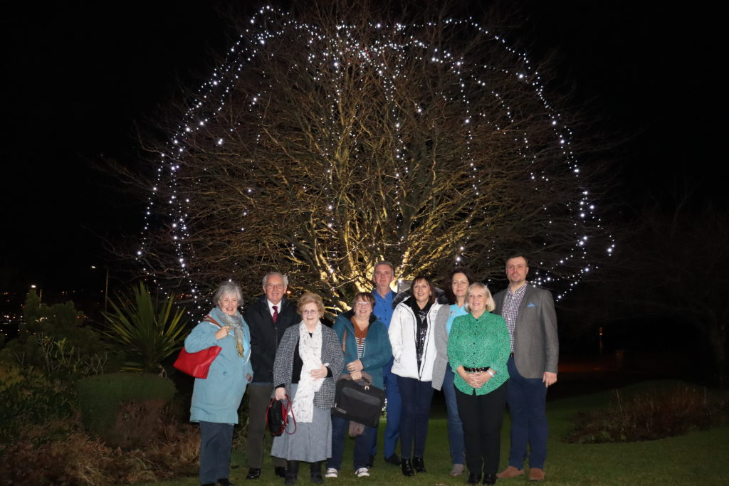 Loved ones remembered at Light up a Life event