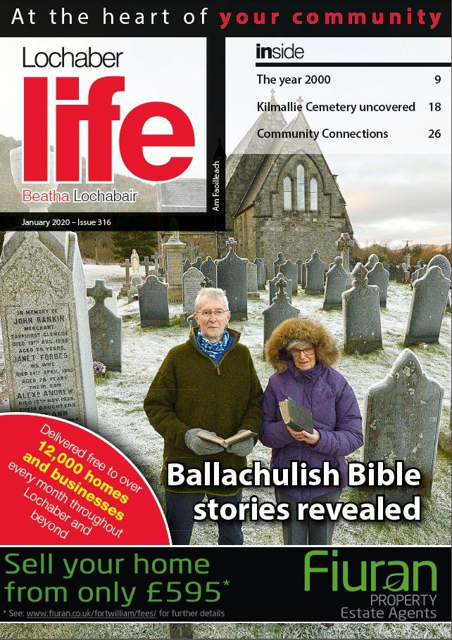 Lochaber Life – January 2020