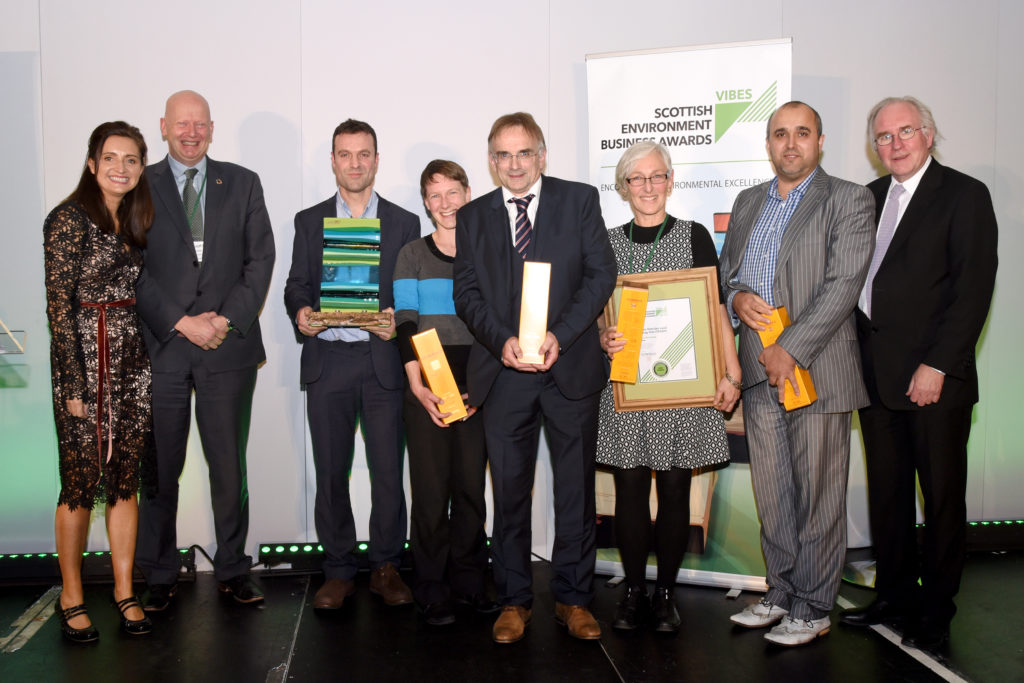 Energy project scoops top environmental award