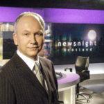 Simon Wills in his BBC presenting days. NO F51 Simon Wills 02
