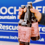 The new locally brewed beer sees a donation to Lochaber Mountain Rescue team for every bottle, pint and cask sold. NO-F52-Callout-beer.jpg
