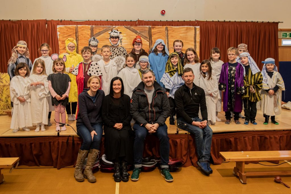 Kyleakin Primary wins winter theatre show funding