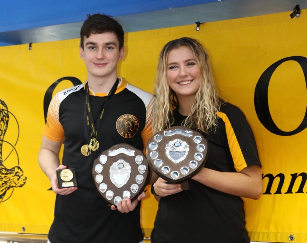 Talented swimmers make a splash on gala day