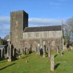 Kilmartin Parish Church built in 1834-5. Photograph: Iain Thornber