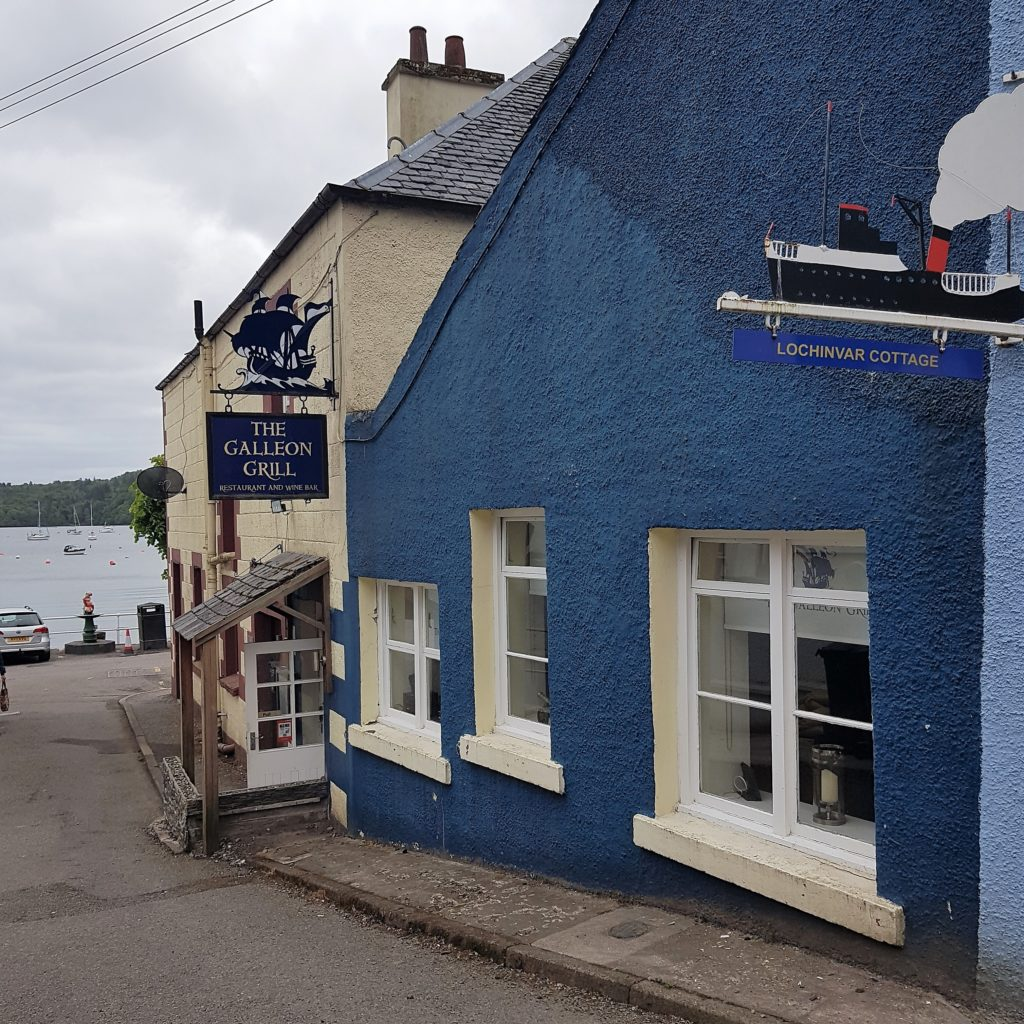 Tobermory's Galleon Grill restaurant is for sale
