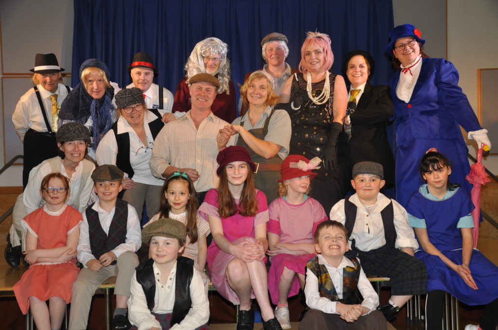 Tickets selling fast for Seil panto