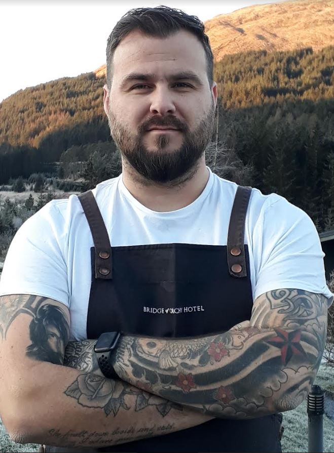 Best of Highland larder puts hotel on the foodie map