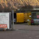 Flyers on the new restrictions have been hand out recently to users of the recycling centre in Fort William (pictured). Photograph: Iain Ferguson, alba.photos NO-F03-FW-RECYCLING-CENTRE-02.jpg