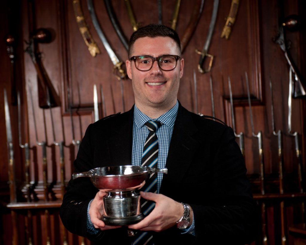 Lewis and Harris winter piping programme hailed as 'fantastic'