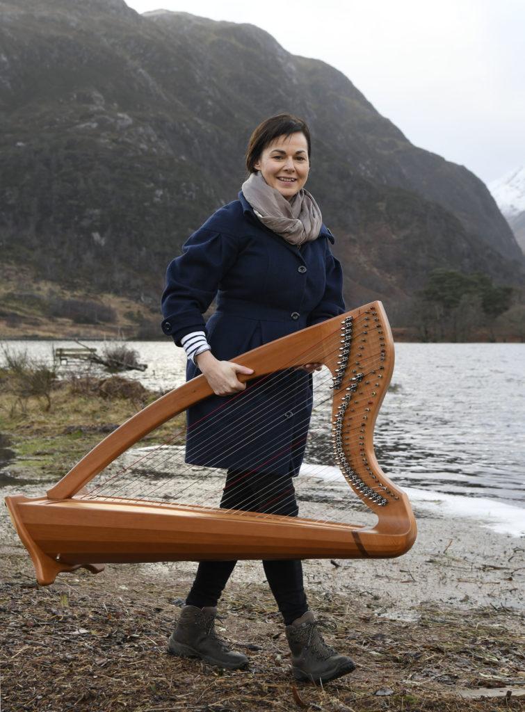 Ingrid Henderson, composer. Photograph: Iain Ferguson, alba.photos NO F03 Ingrid Henderson 03