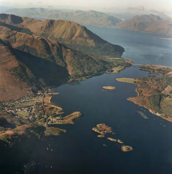 Developers seek views for Ballachulish peninsula and withdraw holiday scheme