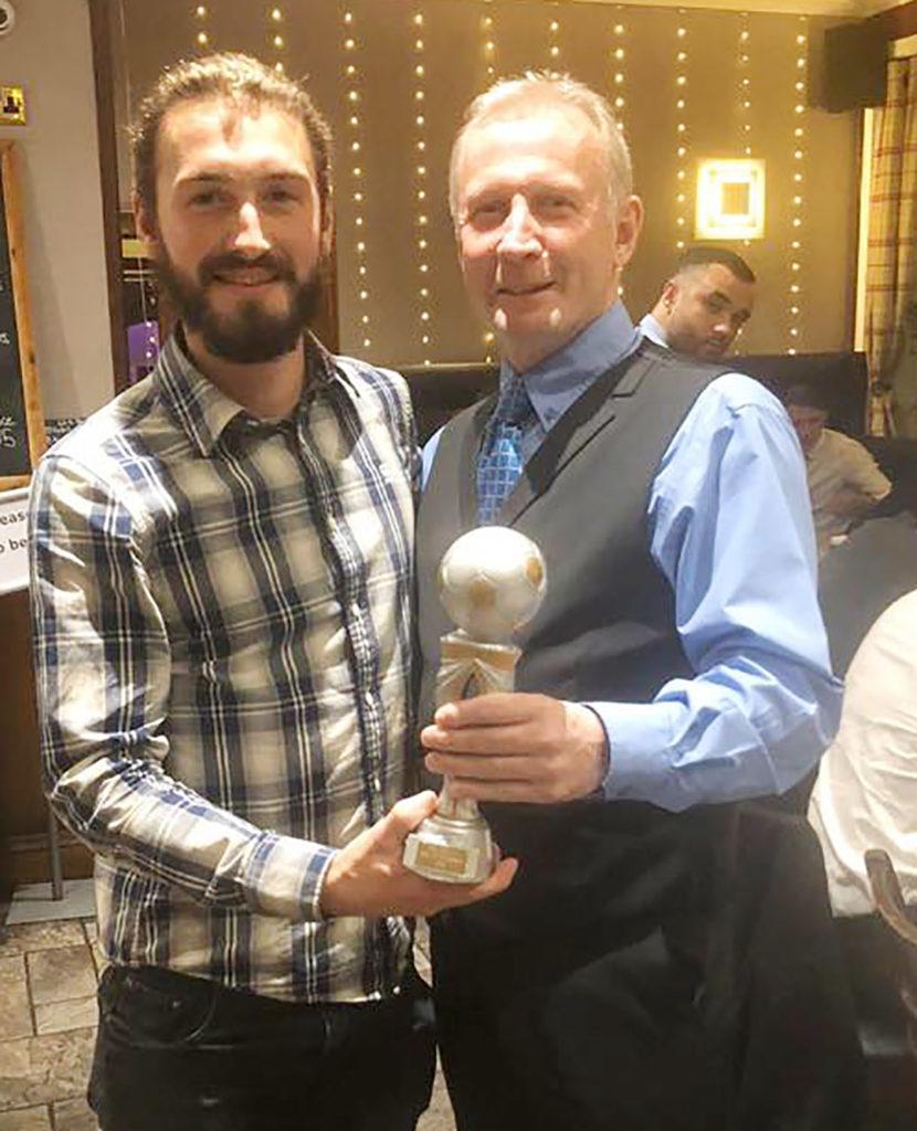 MALLAIG FC Mallaig's player of the year was David Currie. NO F04 MALLAIG FC BEST GOAL