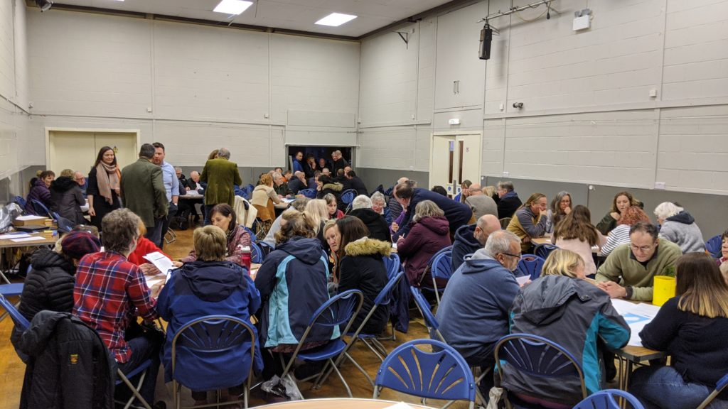 Community makes recommendations for Ballachulish peninsula