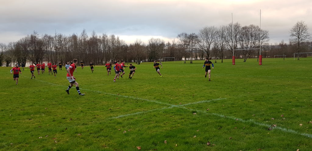 Second half rally not enough for Lochaber to salvage game against Birkmyre
