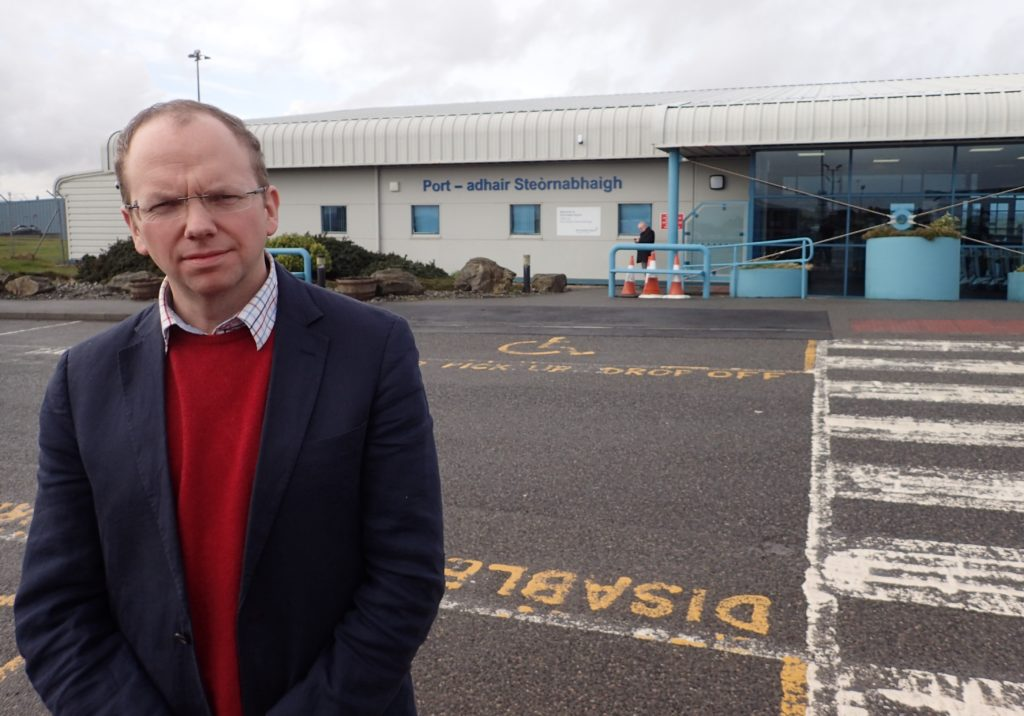 HIAL 'displaying gross lack of ambition for islands'