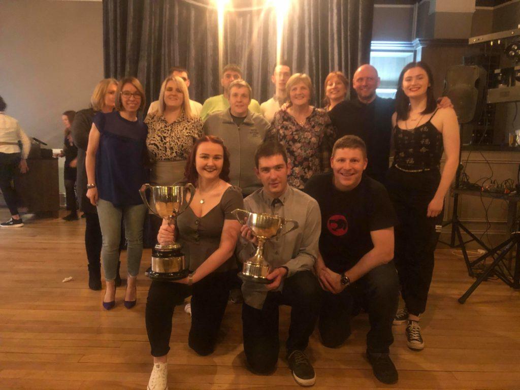 Oban smash it in annual Argyll Cup showdown