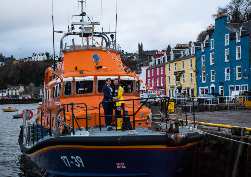 Marriage blessing is a first for RNLI