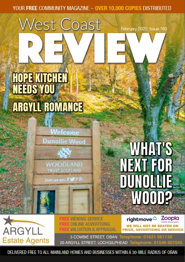 West Coast Review – February 2020