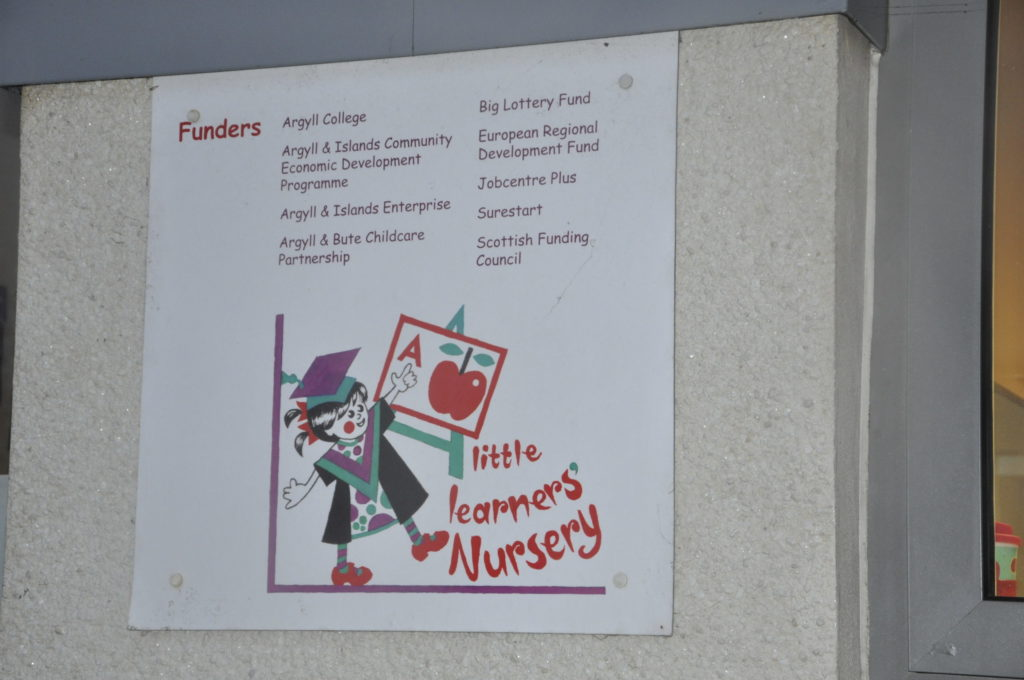 College sounds death knell for Dunbeg nursery