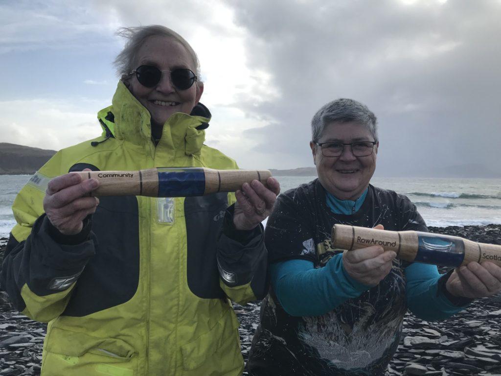Plans afloat for Rowaround Scotland bid