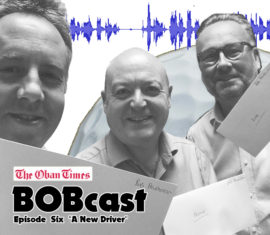 "BOBcast Episode 6 – ""A New Driver"""