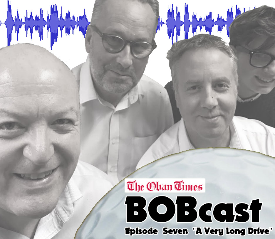 "BOBcast Episode 7 – ""A Very Long Drive"""