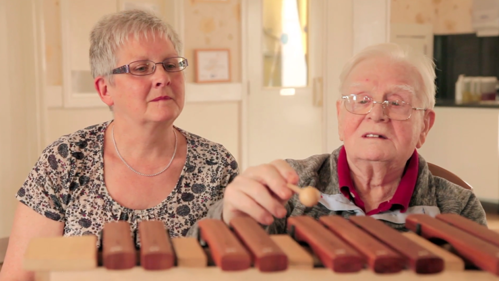 Caol care home introduces innovative musical training for staff
