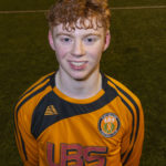 Connor Moore, 16, made his first start for the team on Saturday. .Photograph: Iain Ferguson, alba.photos NO F07 FORT FC CONNOR MOORE