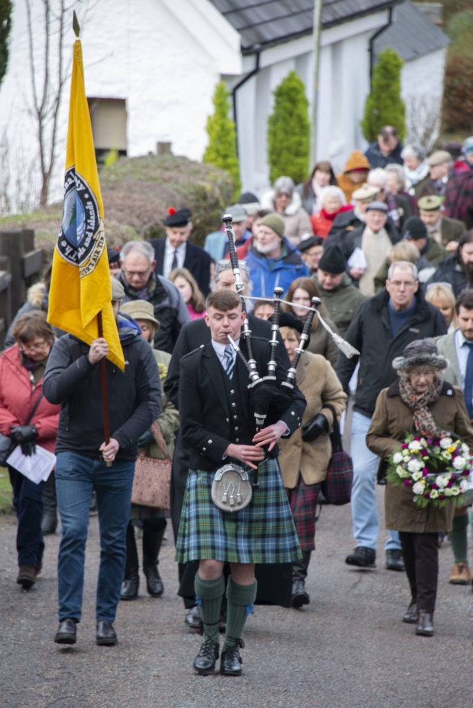 Glencoe Massacre anniversary event as moving and poignant as ever